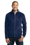 Microfleece Jacket True Navy Thumbnail