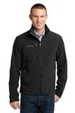 Eddie Bauer Soft Shell Jacket Black Thumbnail