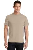 50/50 Cotton / Poly T-shirt Desert Sand Thumbnail