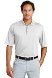 Nike Golf Dri-FIT Cross-over Texture Polo Shirt White Thumbnail