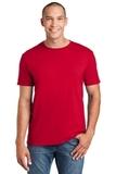 Softstyle Ring Spun Cotton T-shirt Red Thumbnail