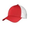 Competitor Mesh Back Cap True Red with White Thumbnail
