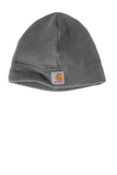 Carhartt Fleece Hat Charcoal Heather Thumbnail