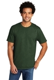 Port & Company Tri-Blend Tee Forest Green Heather Thumbnail
