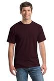 Heavy Cotton 100 Cotton T-shirt Russet Thumbnail