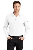 OGIO Caliber2.0 Long Sleeve Bright White Thumbnail