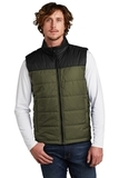 Everyday Insulated Vest Burnt Olive Green Thumbnail