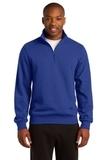 1/4-zip Sweatshirt True Royal Thumbnail