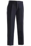 Men's Pleated Pant Navy Thumbnail
