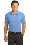 Nike Golf Dri-FIT Classic Polo Shirt Light Blue Thumbnail