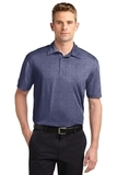 Sport-Tek Heather Contender Polo True Navy Heather Thumbnail