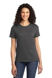 Women's Essential T-shirt Charcoal Thumbnail