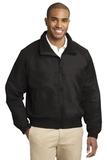 Lightweight Charger Jacket True Black Thumbnail