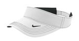 Nike Golf Dri-fit Swoosh Visor White Thumbnail
