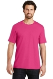 Short Sleeve Perfect Weight District Tee Dark Fuchsia Thumbnail