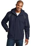All-season II Jacket True Navy with Iron Grey Thumbnail