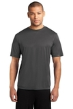 Essential Performance Tee Charcoal Thumbnail