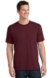 5.5-oz 100 Cotton T-shirt Athletic Maroon Thumbnail