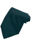 Men's Solid Color Tie Hunter Thumbnail