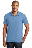 Meridian Cotton Blend Polo Blue Skies Thumbnail