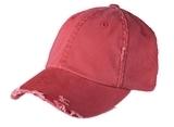 Distressed Cap Dashing Red Thumbnail