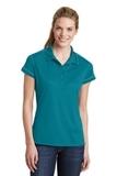 Contrast Stitch Polo Shirt Tropic Blue Thumbnail