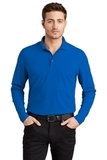 OGIO Caliber2.0 Long Sleeve Electric Blue Thumbnail