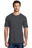Men's Perfect Blend Crew Tee Heathered Charcoal Thumbnail