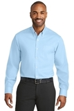 Red House NonIron Twill Shirt Heritage Blue Thumbnail