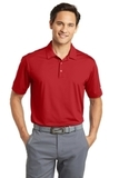 Nike Golf Dri-FIT Vertical Mesh Polo University Red Thumbnail