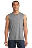 Young Men's VIT Muscle Tank Grey Frost Thumbnail