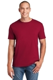 Softstyle Ring Spun Cotton T-shirt Cardinal Thumbnail