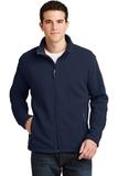 Value Fleece Jacket True Navy Thumbnail