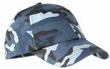 Camouflage Cap Navy Camo Thumbnail