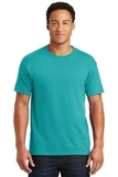 50/50 Cotton / Poly T-shirt Jade Thumbnail