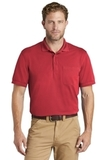 Industrial Snag-Proof Pique Pocket Polo Red Thumbnail