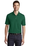 Dry Zone UV MicroMesh Polo Deep Forest Green Thumbnail