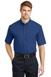 Short Sleeve Superpro Twill Shirt Royal Thumbnail