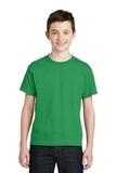 Youth Ultra Blend 50/50 Cotton / Poly T-shirt Irish Green Thumbnail