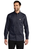 Rugged Professional Series Long Sleeve Shirt Navy Thumbnail