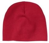 Beanie Cap Athletic Red Thumbnail