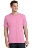 5.5-oz 100 Cotton T-shirt Candy Pink Thumbnail