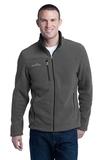 Eddie Bauer Full-zip Fleece Jacket Grey Steel Thumbnail