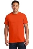 Ultra Cotton 100 Cotton T-shirt Orange Thumbnail