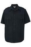 Class A 100 Polyester Short Sleeve Shirt MIDNIGHT Thumbnail