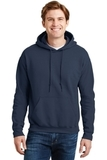 Ultrablend Pullover Hooded Sweatshirt Navy Thumbnail