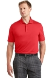 Nike Golf Dri-FIT Players Polo with Flat Knit Collar University Red Thumbnail