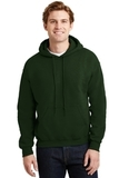 Heavyblend Hooded Sweatshirt Forest Thumbnail