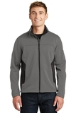 The North Face Ridgeline Soft Shell Jacket Asphalt Grey with Black Thumbnail