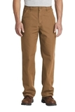 Carhartt Washed-Duck Work Dungaree Carhartt Brown Thumbnail